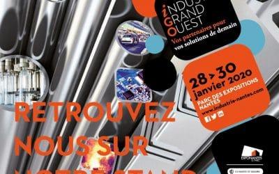 Salon Sous Traitance Industrielle – Nantes – 28-29 janvier 2020