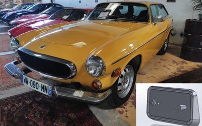 ATELIER GTO – Réparation support clignotant